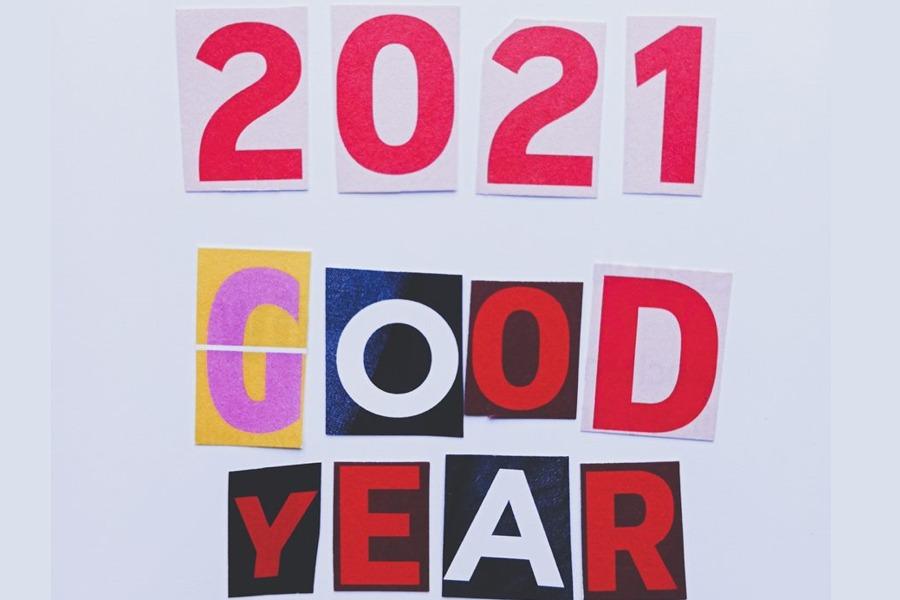 2021 neue Jahr